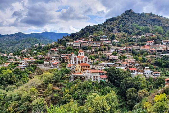 Moutoullas, Troodos Mountains, Cyprus