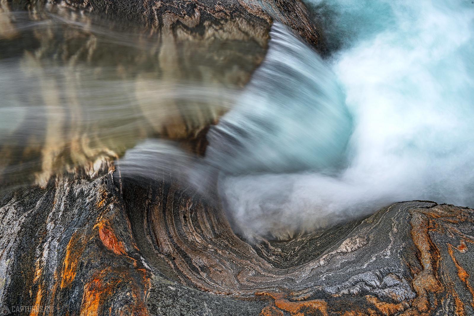 Small waterfall - Lavertezzo