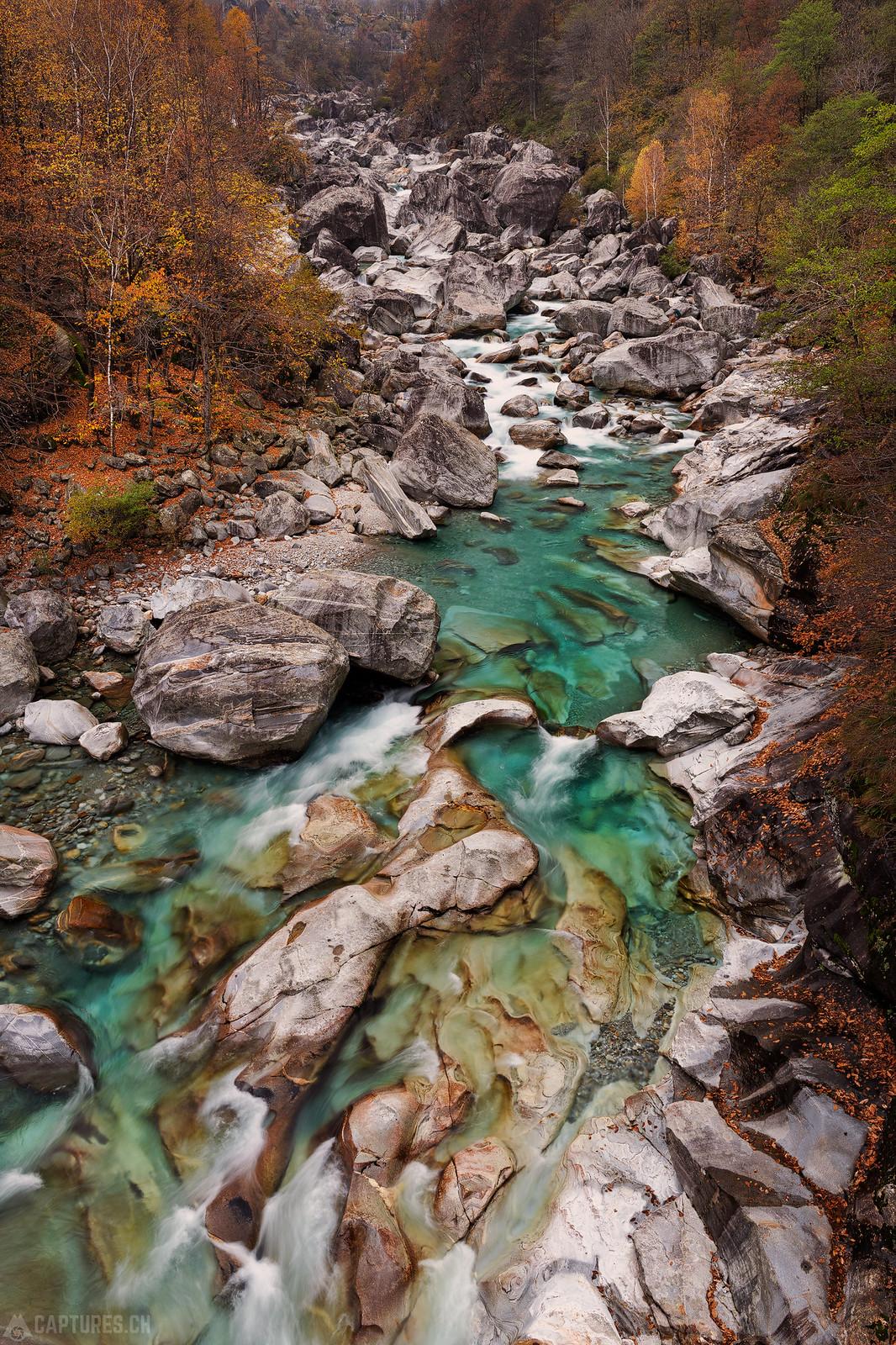 Green river - Verzasca