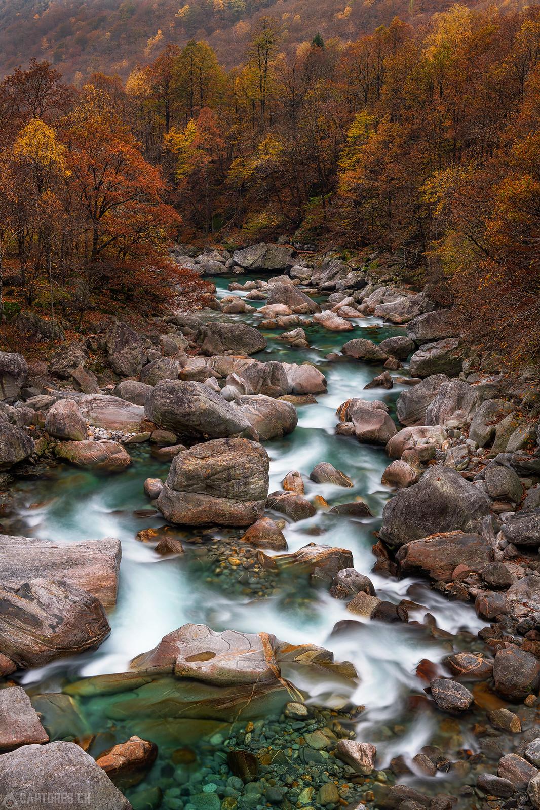 Fall - Verzasca Valley