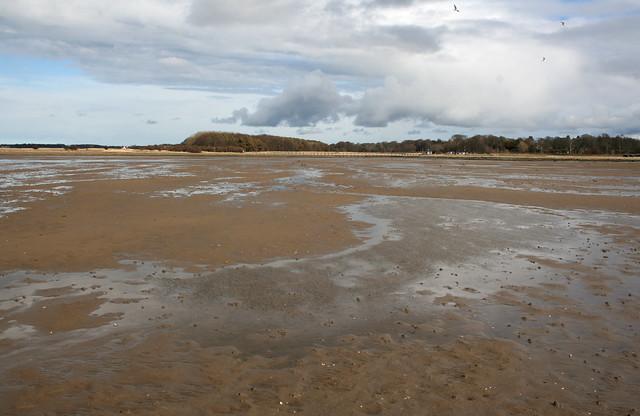 Peffer Burn near Aberlady