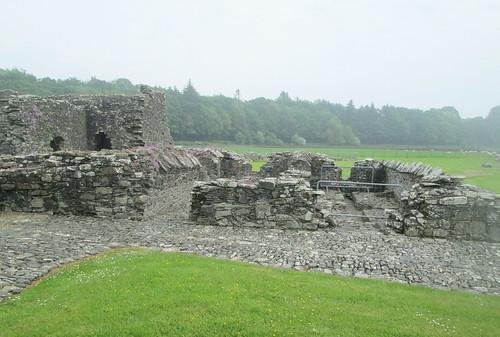 Part of Glenluce Abbey, Glenluce