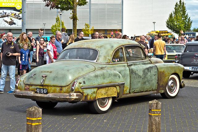 Oldsmobile Club Sedan* 1949 (0162)