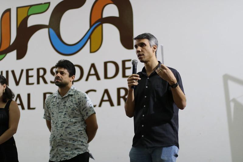 Primeiro Festival UFCA de Cultura e Segundo Colóquio Observatório Cariri: Cultura, Democracia e Resistência no Nordeste