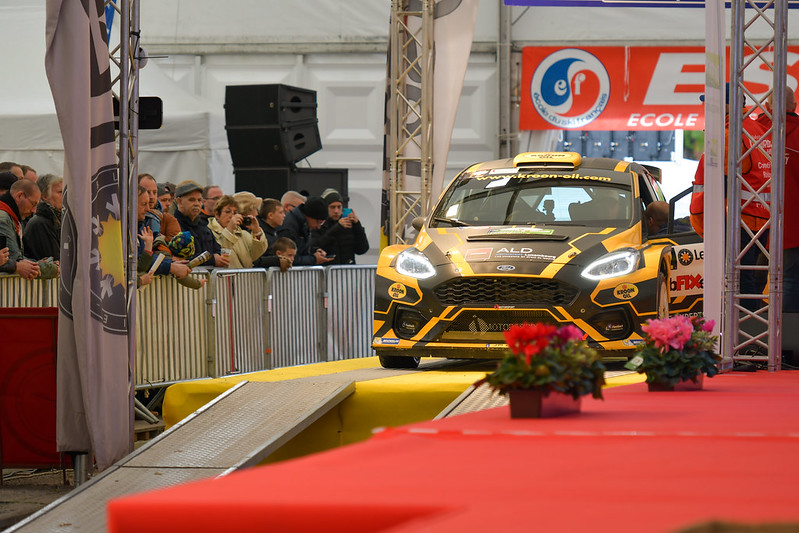 Rallye du Condroz 2019