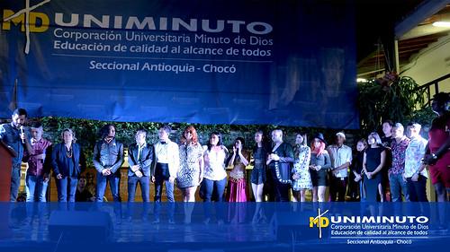 El VII Festival de Talentos se tomó UNIMINUTO