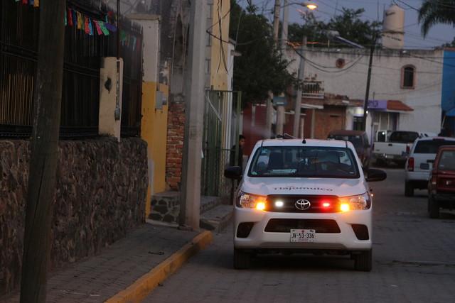 Atienden a 258 Mil Habitantes en Tlajomulco con Fumigaciónes