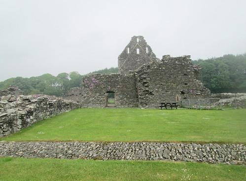 Ruins, Glenluce Abbey