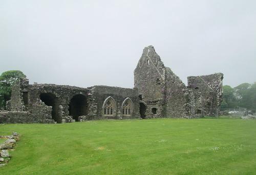 Glenluce Abbey, Arches
