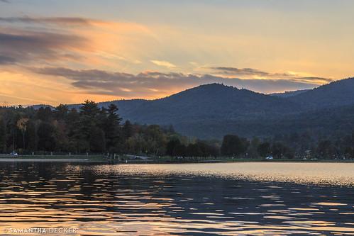 autumn sunset warrencounty upstate lakegeorge newyork canonef24105mmf4lisusm canoneos6d samanthadecker fall ny unitedstatesofamerica