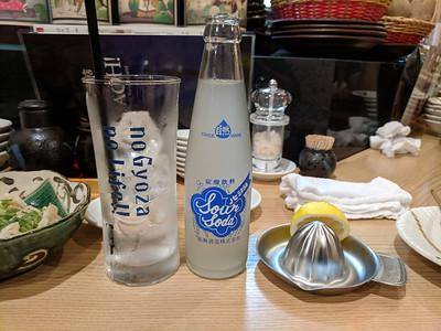 DIY Osaka Lemon