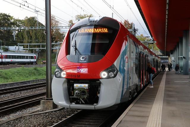 2019-11-05, SNCF/CFF, Genève Sécheron