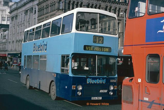 Dunstan (Bluebird), Middleton 56 (EKA 156Y)