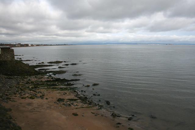 The coast at Joppa