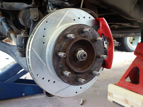 New front brakes | by simonov