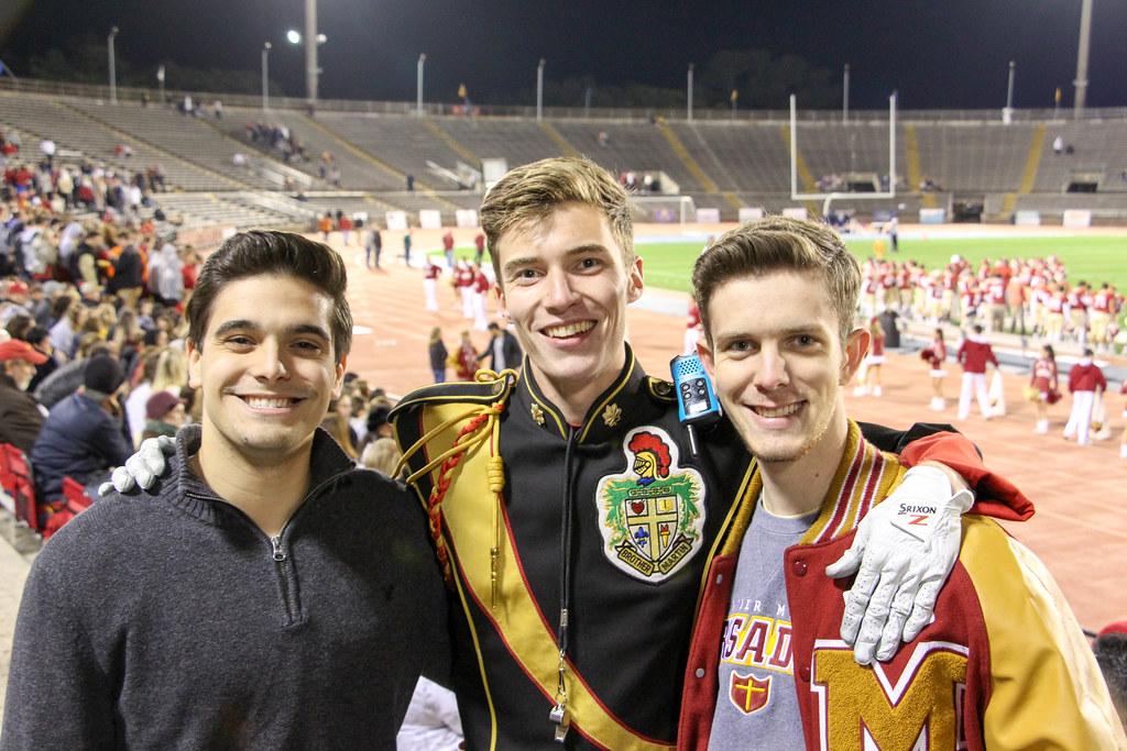 Alumni Band Reunion at Homecoming