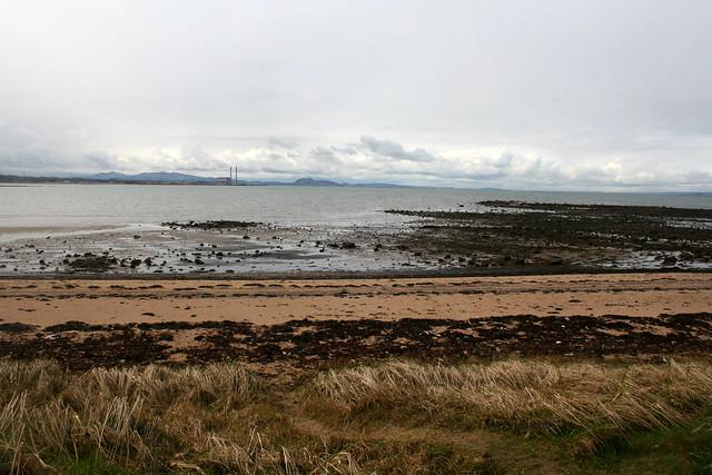 The beach at Gosford