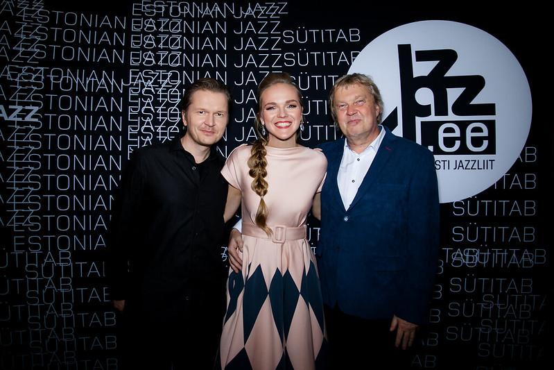 FOTOSEIN: Eesti jazzi sünnipäevapidu! NUKU teatris