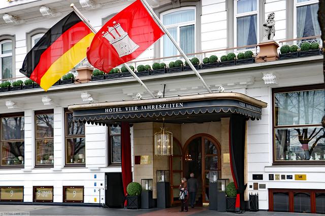 Fairmont Hotel Vier Jahreszeiten (Fairmont Hotel Four Seasons Hamburg)