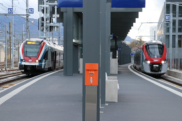 2019-11-05, CFF/SNCF, Lancy Pont-Rouge