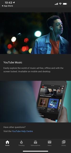 YouTube Premium - Features #3