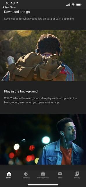 YouTube Premium - Features #2