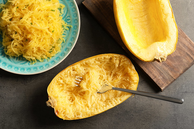 How to Cook a Spaghetti Squash
