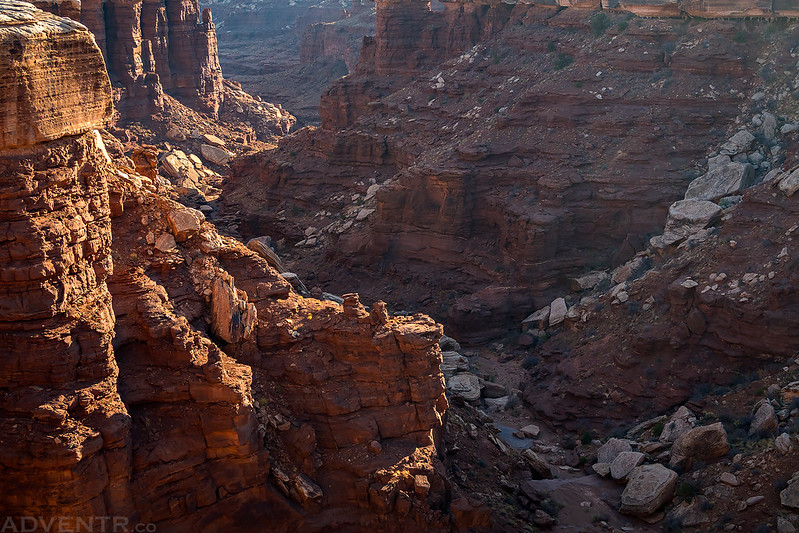 Gooseberry Canyon