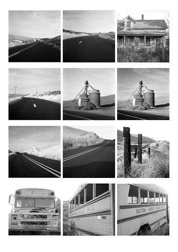 Ilford SFX 200 Contact Sheet | by Desert Sun Images