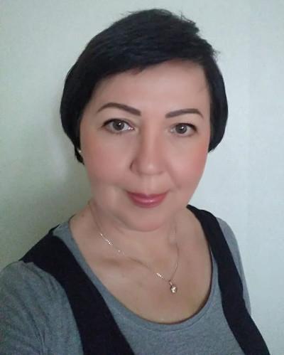 Rimma Zabolotna - 2019 Ricardo Ortega Memorial Bronze Medal Recipient