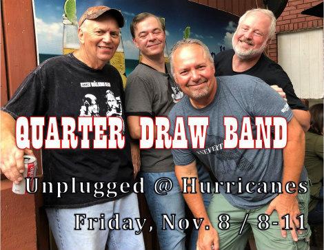 Quarter Draw Band 11-8-19