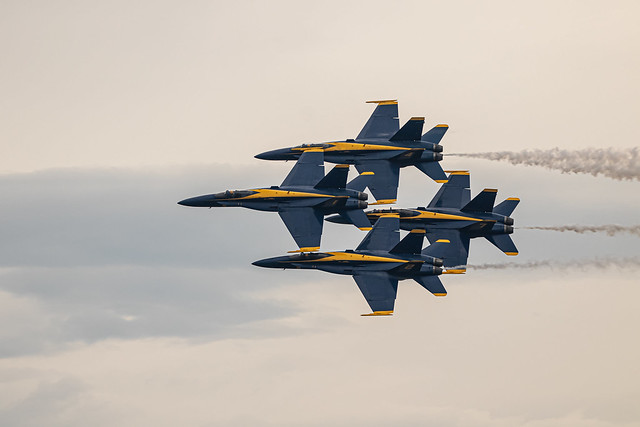 Blue Angels (explored 09/06/2019)