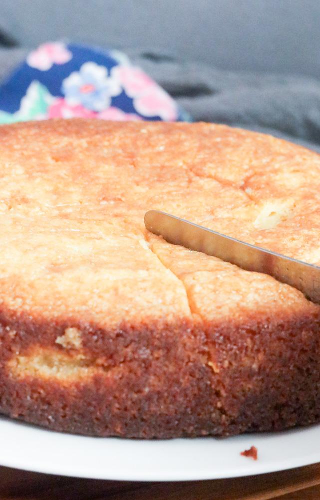 Rum Cake LR