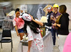 """Hawaii Community College celebrated Halloween with a book reading with the keiki and a """"Purge""""-themed escape room."""