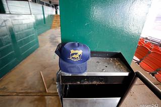 Sportman's Park Hat at Maywood Park