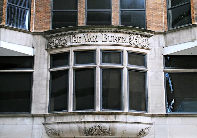 The Van Buren Building, Chicago