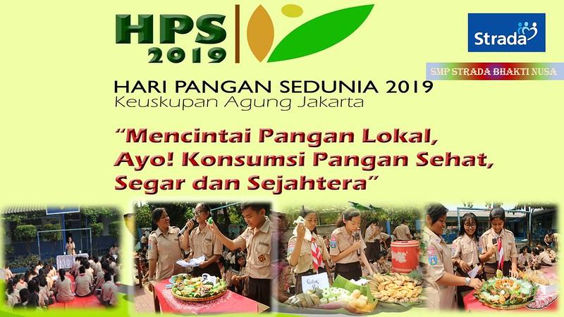 PERAYAAN HARI PANGAN SEDUNIA ( HPS )
