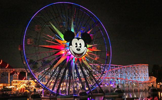 Mickey's Fun Wheel.