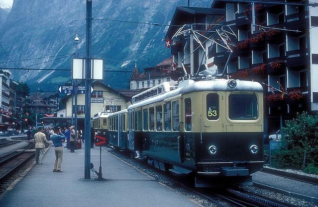 ET 101  Grindelwald  06.08.84