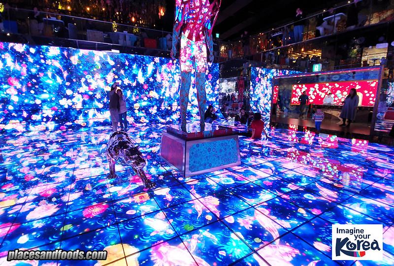 museum dah led