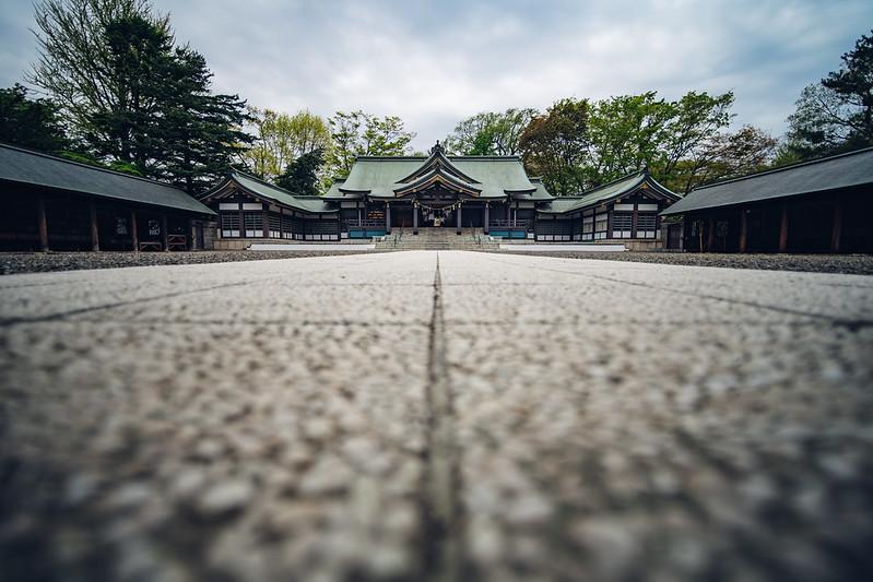 北海道神宮|Hokkaido Shrine Mikado