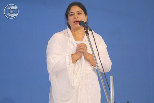 Speech by Anita Wadhwa Ji, Delhi