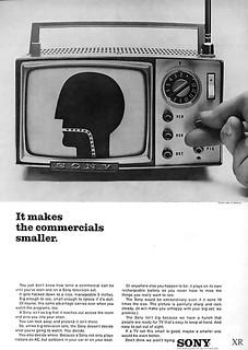 ... tiny tv!