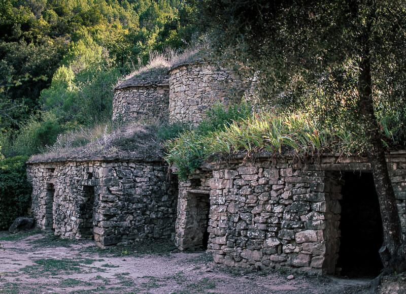 Lagares Montcau - Bages