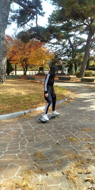 가을단풍 체육교실 | 화북중학교