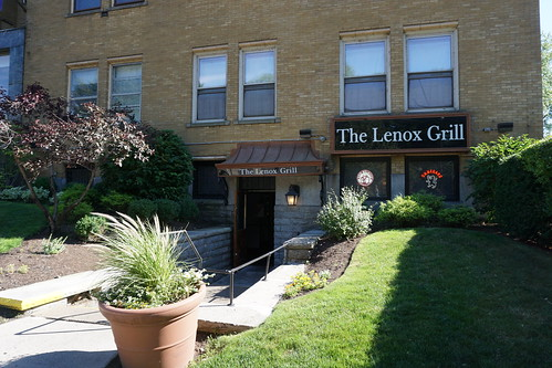 The Lenox Grill. New York Travel: Buffalo Wing Trail - Aug. 2019 | by JenniferHuber