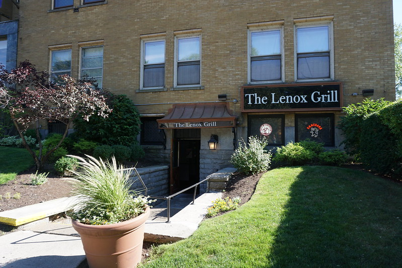 The Lenox Grill. New York Travel: Buffalo Wing Trail - Aug. 2019