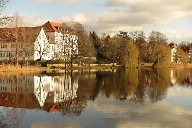 Burgsee Bad Salzungen💕