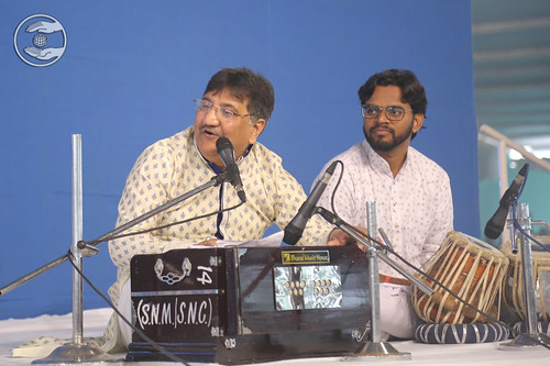 Devotional song by Arvind Ji, Jammu J&K