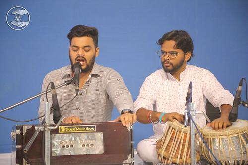 Punjabi Geet by Ashmit Grover Ji, Dwarka DL
